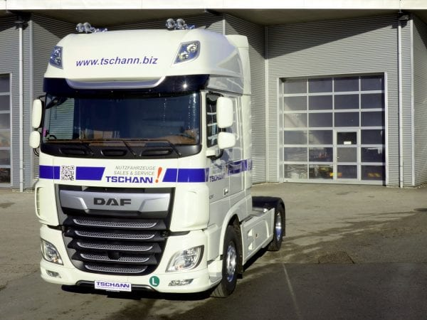 DAF XF 530 FT -