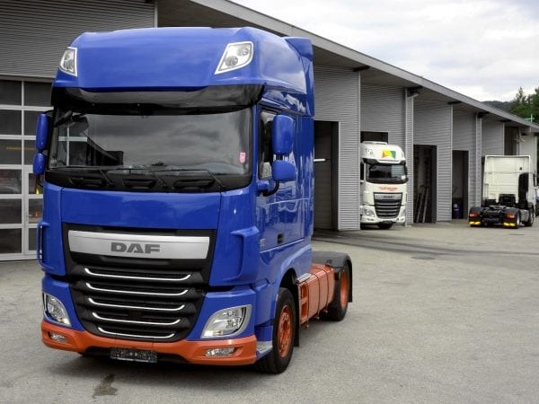 DAF XF 460 FT -
