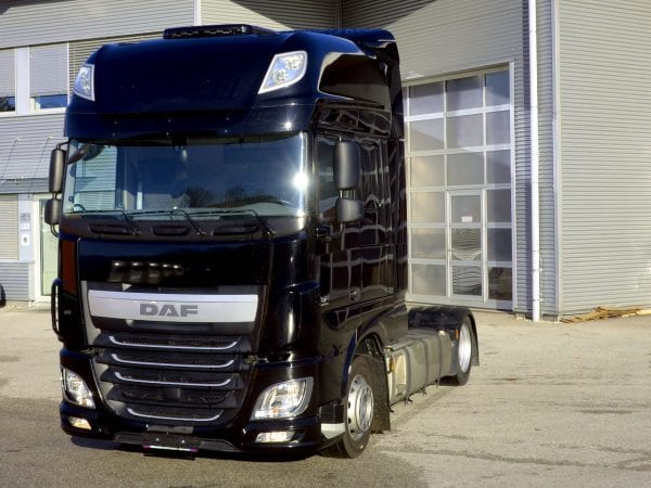 DAF XF 460 FT LD - cap tractor