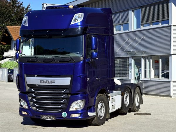 DAF XF 510 FTG - cap tractor