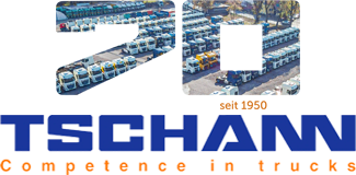 Tschann | DAF dealer for trucks in Austria and Germany